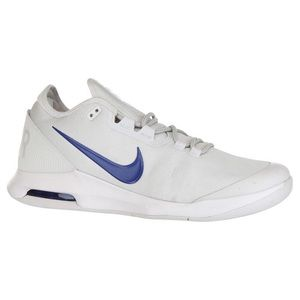 NEW Nike Air Max Wildcats Tennis Shoes Gray Blue